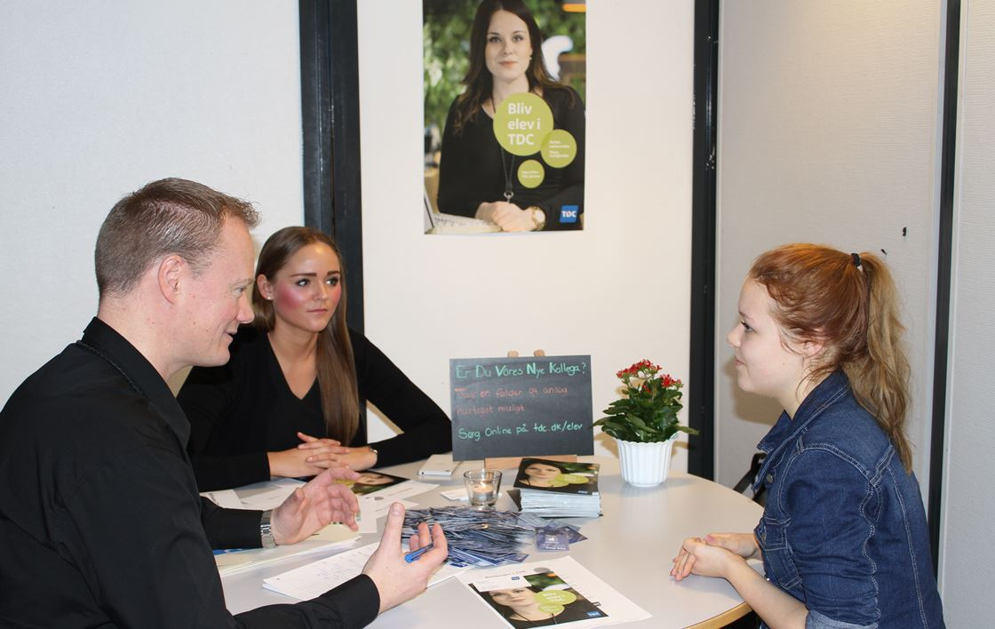 speed dating jobsamtale